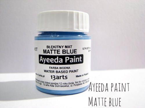 http://13arts.pl/pl/p/Ayeeda-Paint-Matte-Blue/259