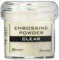 Embossing powder CLEAR