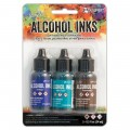 Alkohol Ink Set 3pcs Mariner