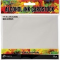 Alkohol ink Gloss Cardstock
