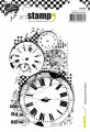 "Stempel ""Background Horloges"""