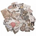 Tim Holtz Ephemera Vellum - Thrift Shop