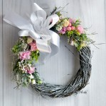 Easter/Spring wreath - wianek