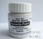 Ayeeda Paint - Matte White