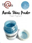 Ayeeda Shiny Powder Shimmer Blue
