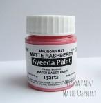 Ayeeda Paint - Matte Raspberry