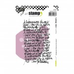 Stempel - A6 background manuscrit a la plume