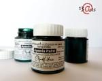 Ayeeda Peinture Métallisée! turquoise