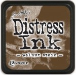 Tusz Distress Mini walnut stain