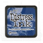 Tusz Distress Mini Chipped Sapphire