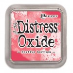 Tusz Distress Oxide festive berries