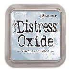 Tusz Distress Oxide weathere wood