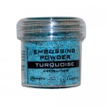 Embossing powder  TURQUOISE ANTIQUITIES