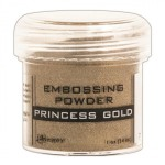 Embossing powder PRINCESS GOLD