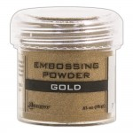 Embossing powder GOLD