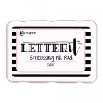 Tusz Embossing Ink Pad Letter It