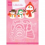 Wykrojnik  MD Collectable - Snowman
