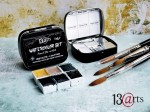 Mini watercolor set - Travel the World