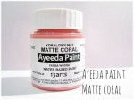 Ayeeda Paint - Matte Coral