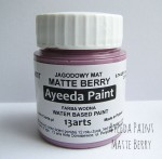 Ayeeda Paint - Matte Berry