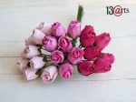 Mini roses Mix of Pink  25 pcs