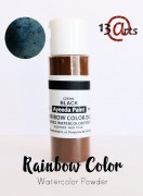 Rainbow Color Black Duo