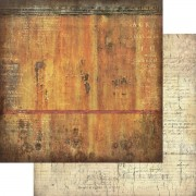 Papier  Rusted
