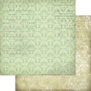 Papier  Green diamonds