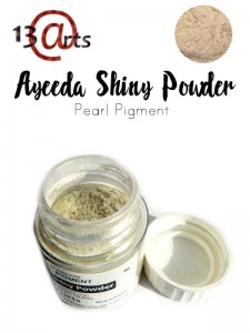 Ayeeda Shiny Powder Red Pearl