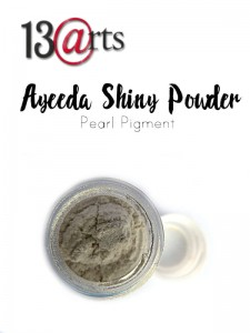 Ayeeda Shiny Powder Warm Gold