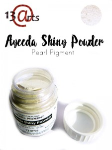 Ayeeda Shiny Powder  Blue Pearl