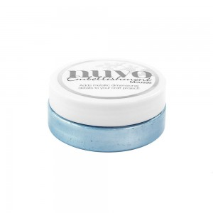Nuvo Embellishment Mousse -CORNFLOWER BLUE