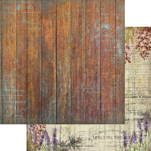 Papier  Tattered wood