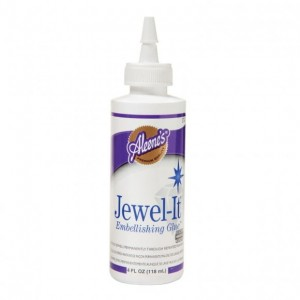 Klej do tkanin Aleene's jewel-it 118ml