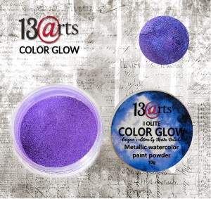 COLOR GLOW Iolite