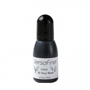 VersaFine Onyx Black INKER 15ml