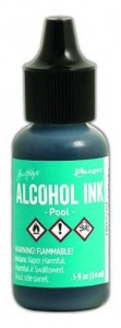 Alkohol Ink Pool