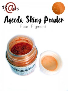 Ayeeda Shiny Powder Orange