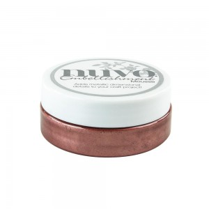 Nuvo Embellishment Mousse -BURNISHED BRONZE