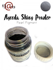 Ayeeda Shiny Powder Luster Black
