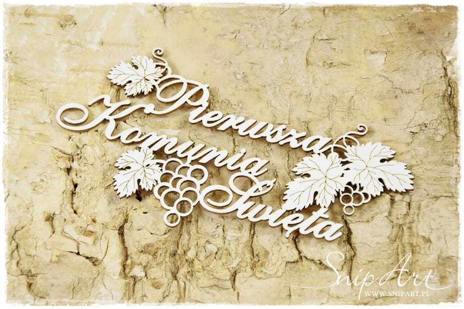 2ed0edb832 Napis Pierwsza Komunia Święta 13 arts