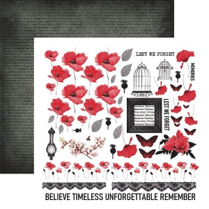 Papier Timeless - Unforgettable