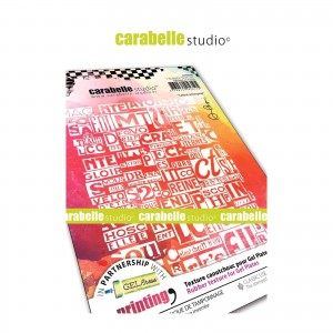 Carabelle art printing A6 Lettre Anonyme