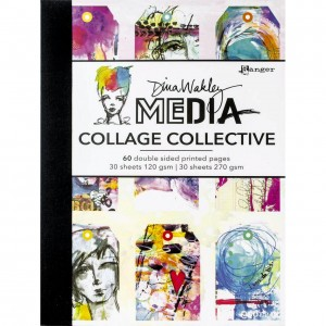Dina Wakley Media Collage Collective MDA66095