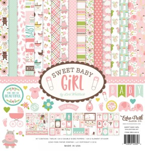 Sweet Baby Girl Collection kit